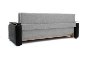 Прямой диван Маракеш Dream Grey + Sontex Black Вид сзади