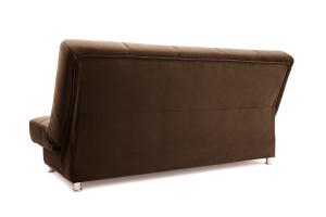 Прямой диван Марсель Maserati Brown Вид сзади