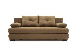 Прямой диван еврокнижка Луиджи Savana Hazel Вид спереди