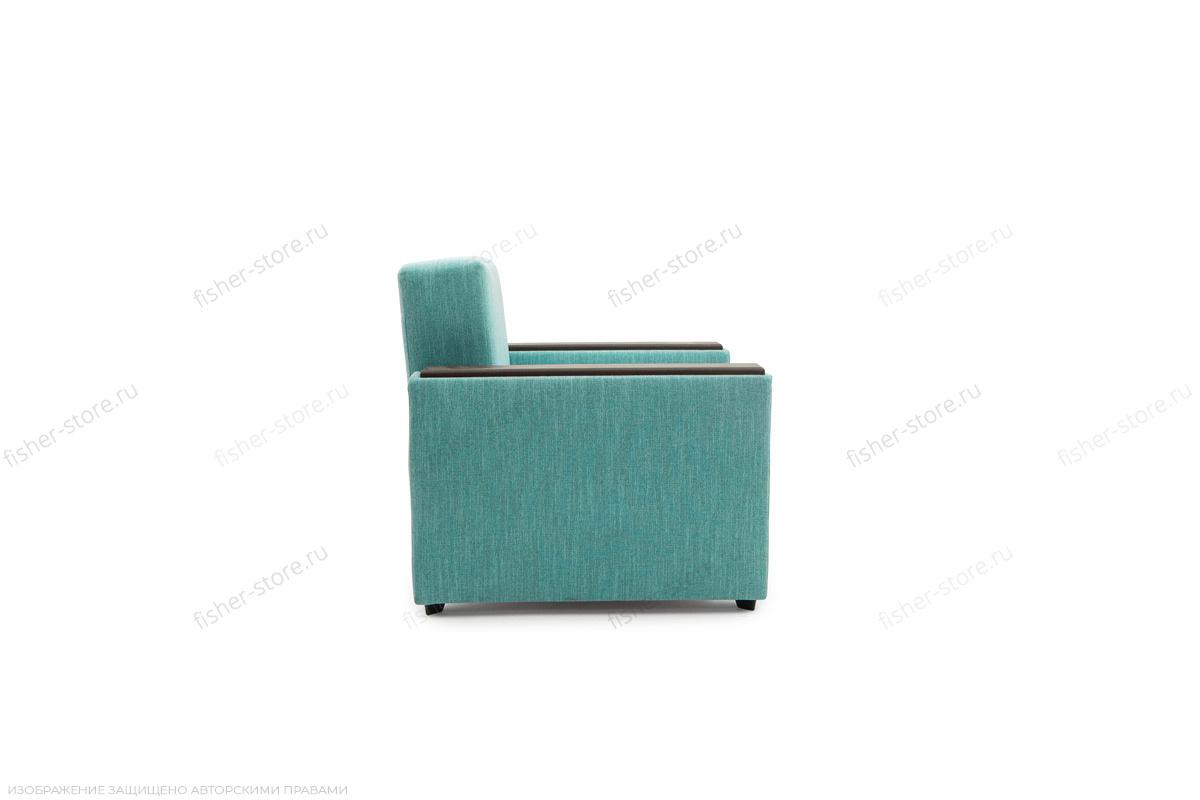 Кресло Этро-2 Oion Blue Вид сбоку