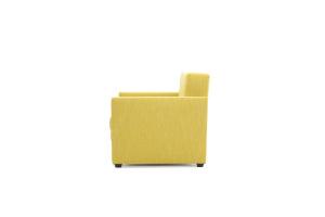 Кресло Этро Orion Mustard Вид сбоку