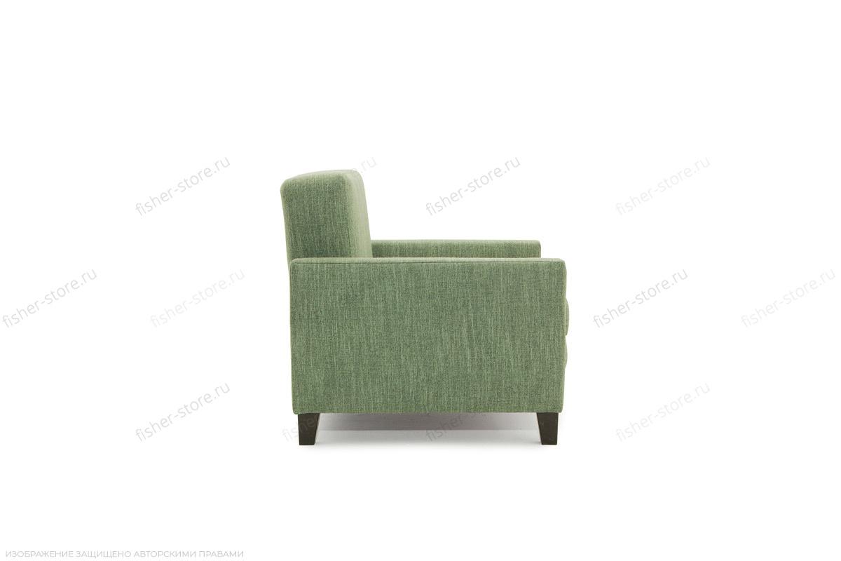 Кресло Этро с опорой №2 Orion Green Вид сбоку
