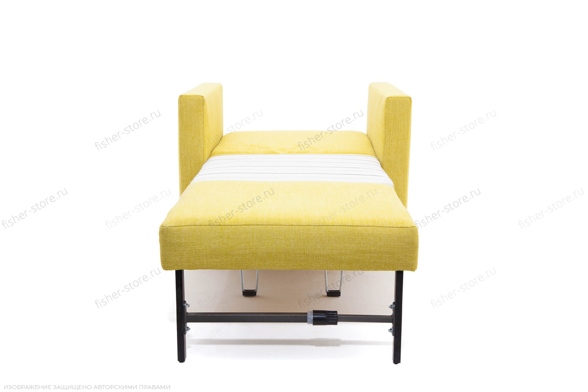 Кресло Этро Orion Mustard Спальное место