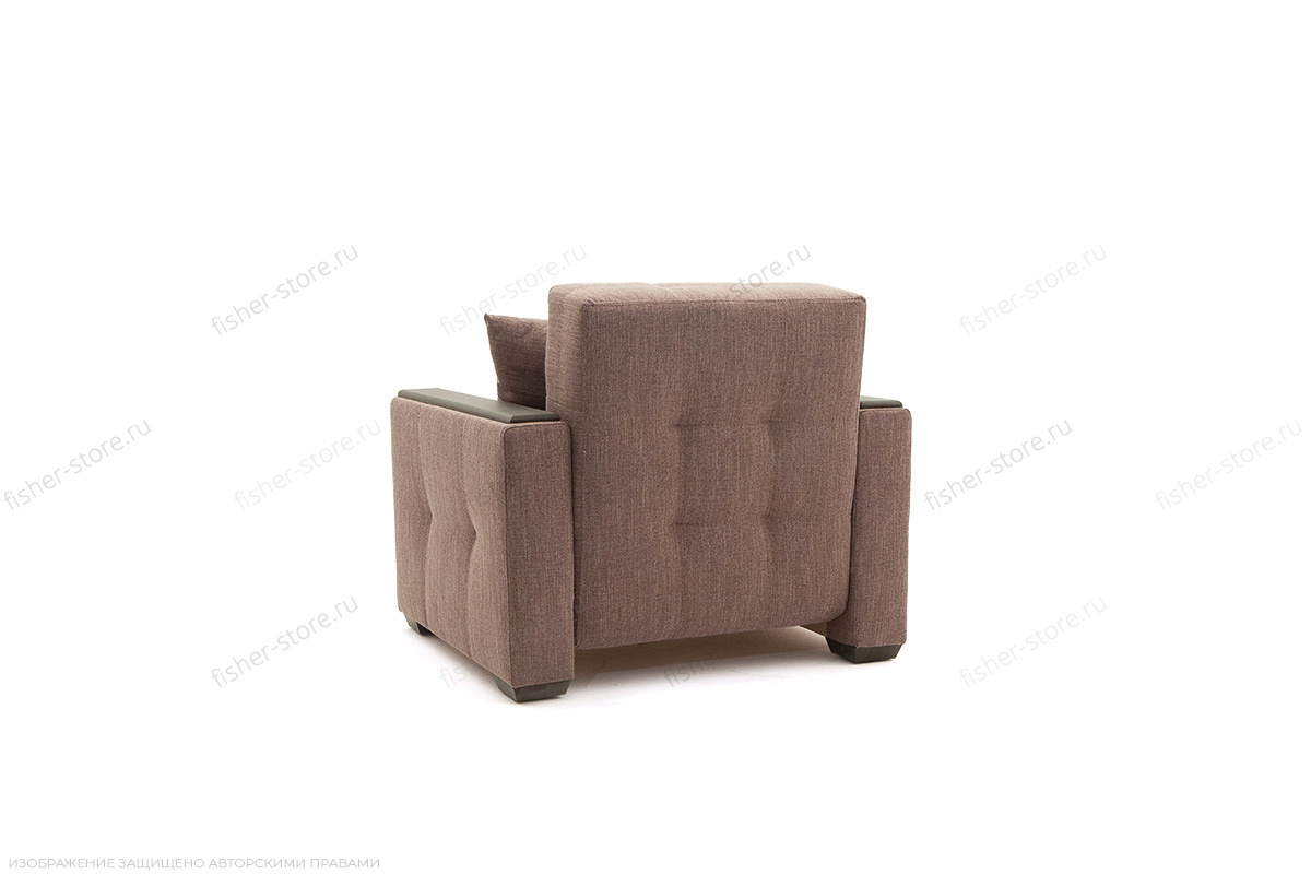 Кресло Этро люкс Orion Java Вид сзади