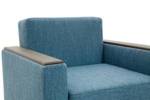 Двуспальный диван Этро-2 с опорой №1 Orion Denim Подлокотник