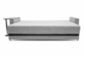 Прямой диван Атланта со столом Gray + Sontex Black Спальное место
