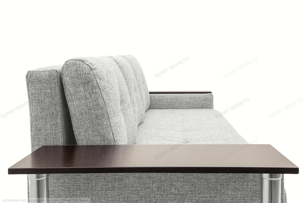 Диван Атланта со столом Gray + Sontex Black Подушки