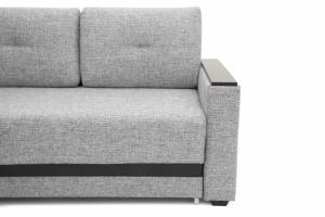 Прямой диван Атланта со столом Gray + Sontex Black Ножки