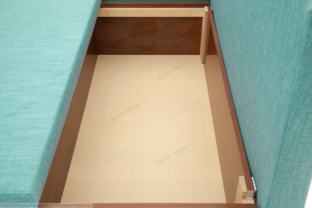 Угловой диван Нексус Orion Blue Ящик для белья