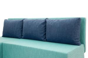 Угловой диван Нексус Orion Blue Подушки