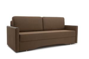 Прямой диван еврокнижка Джонас-2 Савана Хазел Вид по диагонали