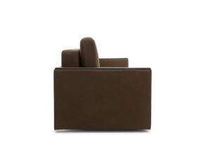 Прямой диван еврокнижка Джонас-2 Савана Хазел Вид сбоку