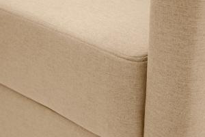 Прямой диван Джонас-2 Дрим Дарк беж Текстура ткани