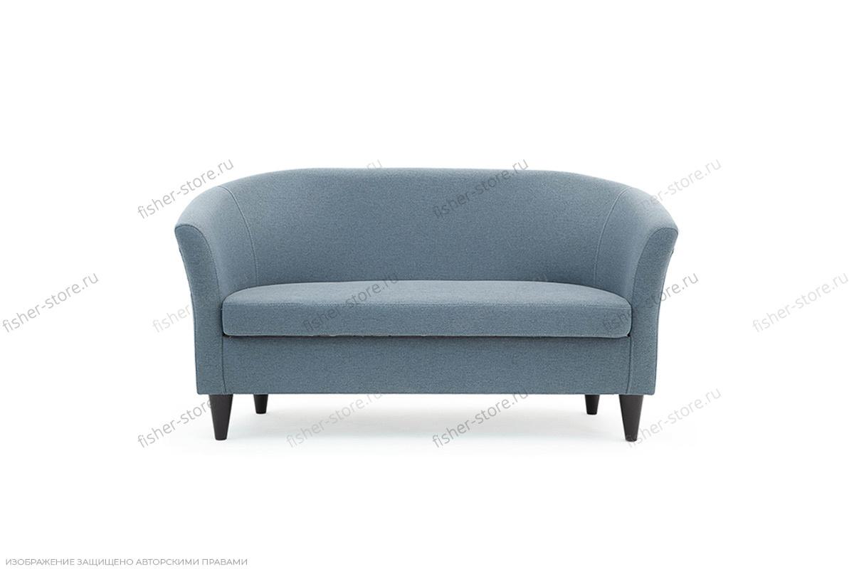 Прямой диван Лорд с опорой №5 Dream Blue Вид спереди