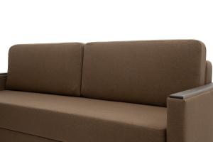 Прямой диван еврокнижка Джонас-2 Савана Хазел Подушки