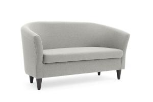 Прямой диван Лорд с опорой №5 Dream light grey Вид по диагонали