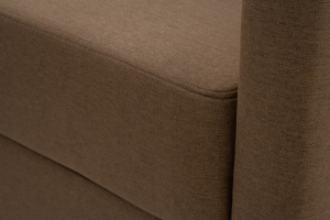 Прямой диван еврокнижка Джонас-2 Савана Хазел Текстура ткани