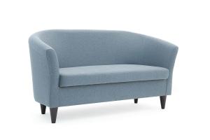Прямой диван Лорд с опорой №5 Dream Blue Вид по диагонали