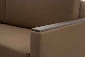 Прямой диван еврокнижка Джонас-2 Савана Хазел Подлокотник