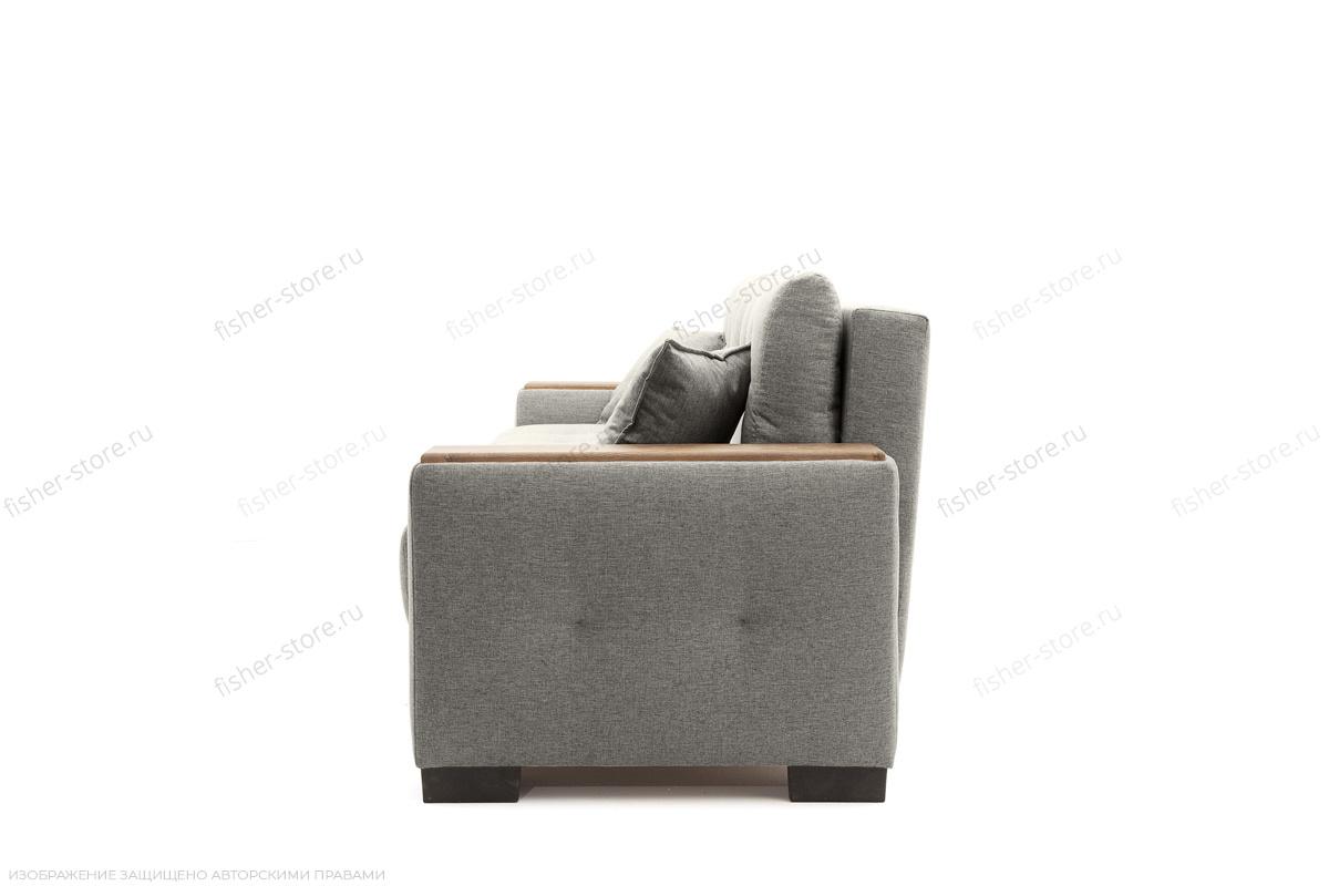Прямой диван Фокус Dream Grey Вид сбоку