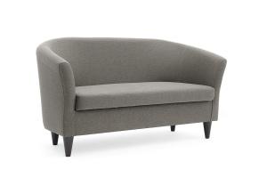 Прямой диван Лорд с опорой №5 Dream Grey Вид по диагонали