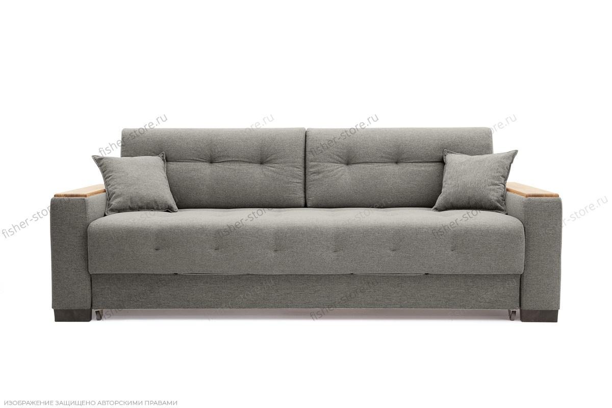 Прямой диван Фокус Dream Grey Вид спереди