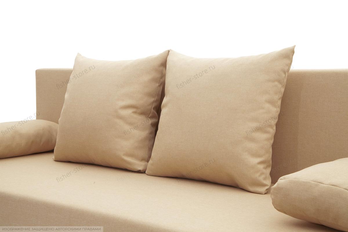 Прямой диван Чарли Savana Camel Подушки