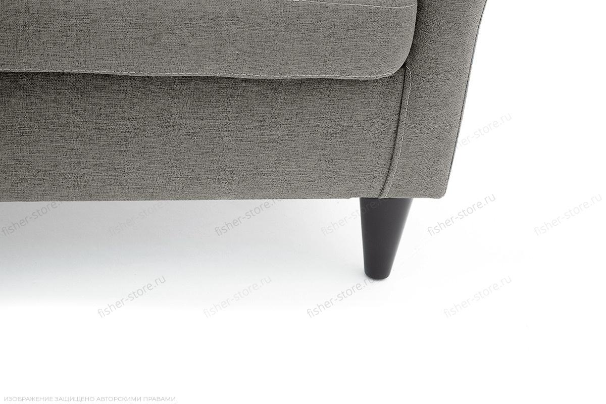 Прямой диван Лорд с опорой №5 Dream Grey Ножки