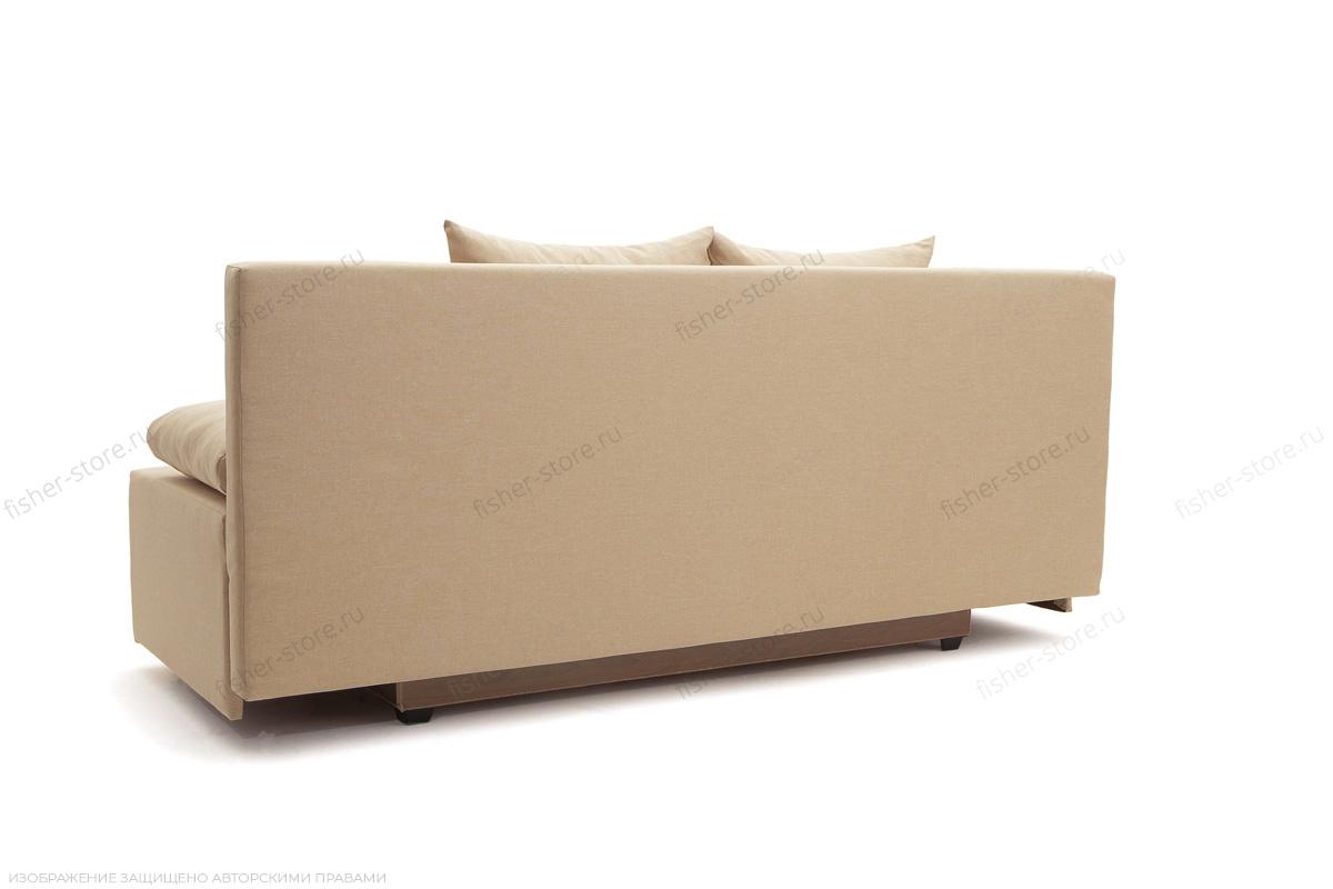 Прямой диван Чарли Savana Camel Вид сзади