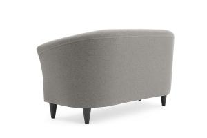 Прямой диван Лорд с опорой №5 Dream Grey Вид сзади