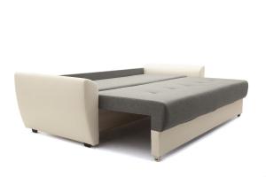 Прямой диван Винтаж Dream Grey + Sontex Milk Спальное место
