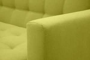 Прямой диван Оскар-2 с опорой №12 Max Green Текстура ткани