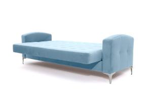Прямой диван Оскар с опорой №9 Amigo Blue Спальное место