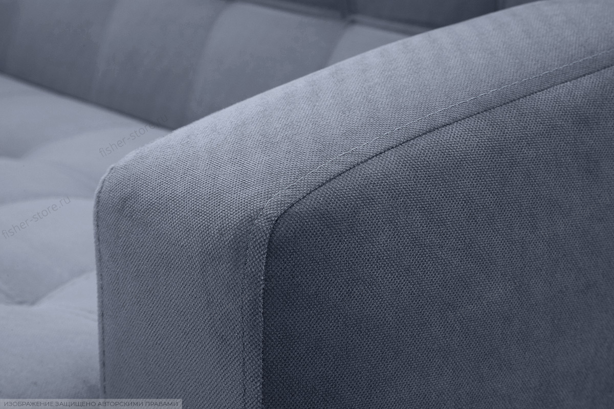 Прямой диван Оскар с опорой №9 Amigo Navi Текстура ткани