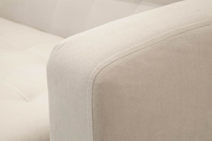 Прямой диван Оскар Amigo Cream Текстура ткани