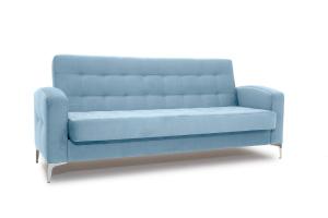 Прямой диван Оскар с опорой №9 Amigo Blue Вид по диагонали
