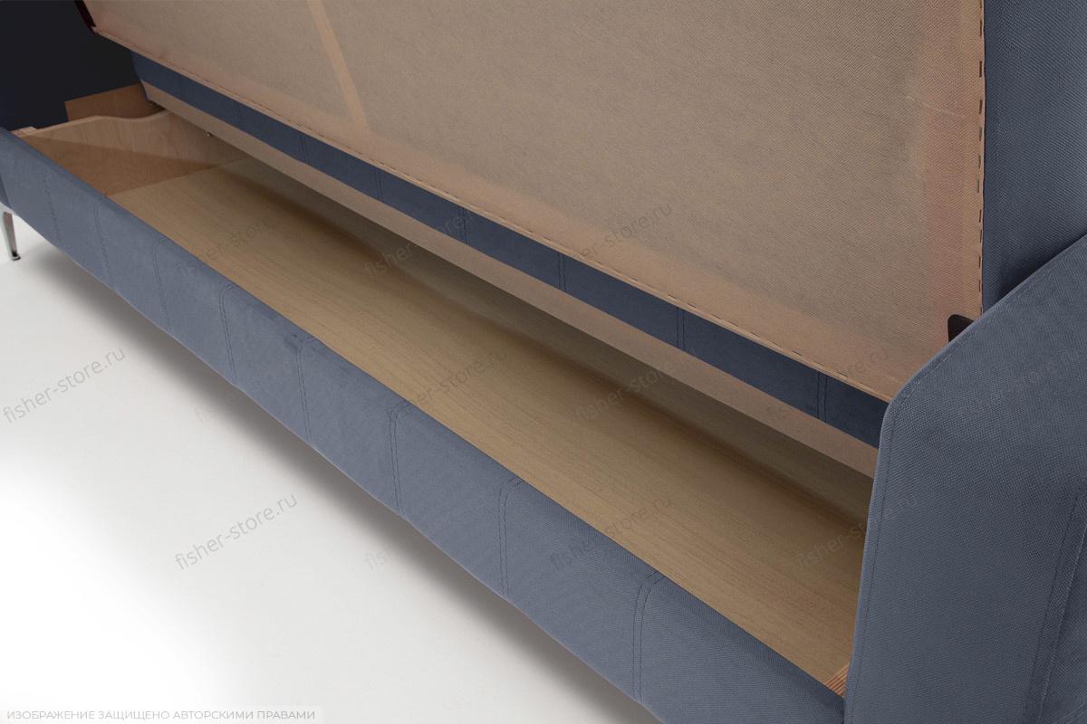 Двуспальный диван Оскар с опорой №9 Amigo Navi Ящик для белья
