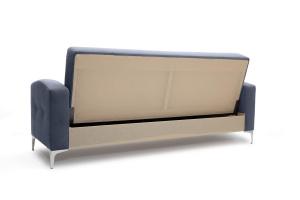 Двуспальный диван Оскар с опорой №9 Amigo Navi Вид сзади