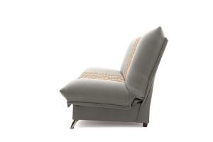 Двуспальный диван Хилтон-2 вилка Dream Grey + History Bricks Вид сбоку