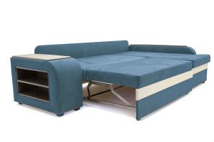 Угловой диван Парадиз Maserati  Blue + Beight Спальное место