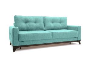 Прямой диван Джерси-5 с опорой №4 Orion Blue Вид по диагонали