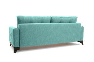 Прямой диван Джерси-5 с опорой №4 Orion Blue Вид сзади
