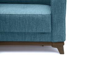 Прямой диван Джерси-5 с опорой №4 Orion Denim Ножки