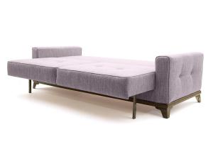 Прямой диван Джерси-5 с опорой №4 Orion Lilac Спальное место