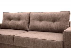 Прямой диван Джерси-5 с опорой №4 Orion Java Подушки