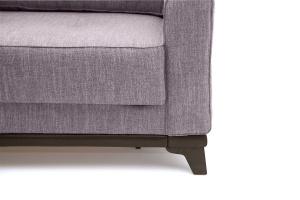 Прямой диван Джерси-5 с опорой №4 Orion Lilac Ножки