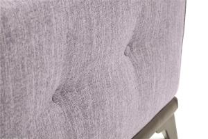 Прямой диван Джерси-5 с опорой №4 Orion Lilac Текстура ткани
