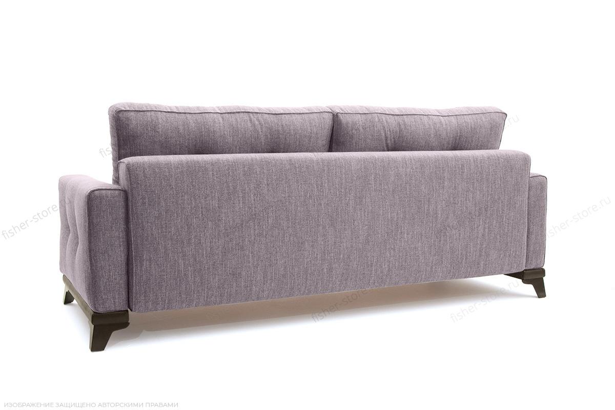 Прямой диван Джерси-5 с опорой №4 Orion Lilac Вид сзади
