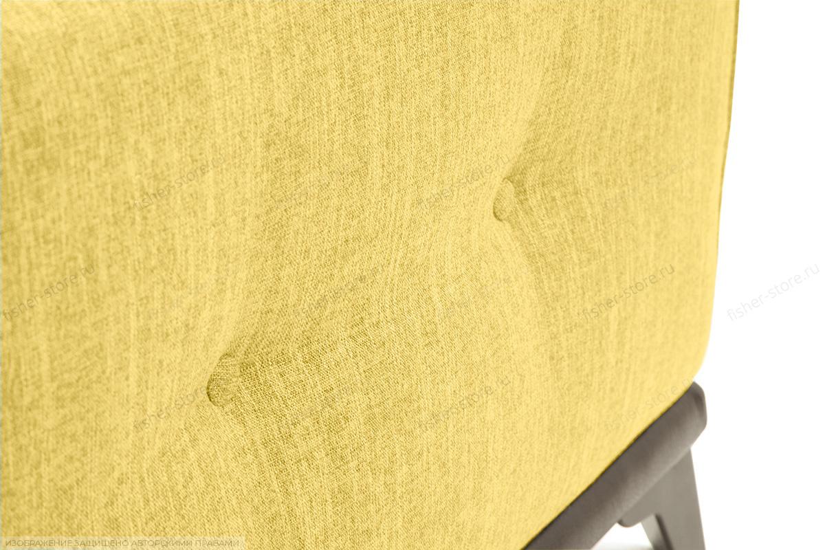 Диван Джерси-5 с опорой №4 Orion Mustard Текстура ткани