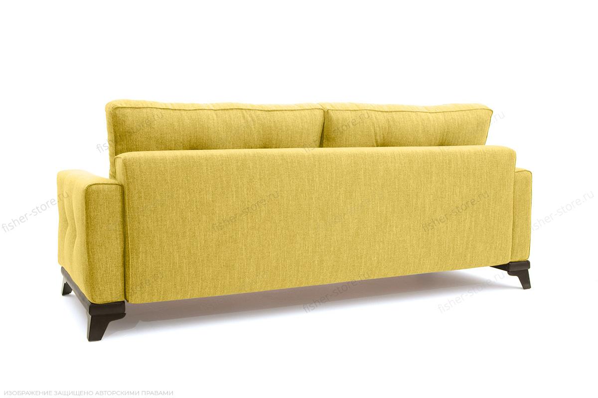 Диван Джерси-5 с опорой №4 Orion Mustard Вид сзади